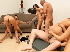 housewife orgy