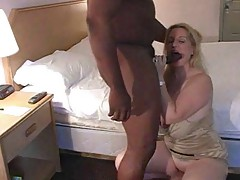 Wife Fucks Black while Cuck Films